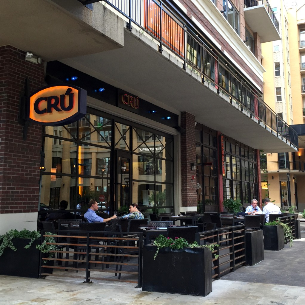 Review: CRÚ In West Ave For Houston Restaurant Weeks
