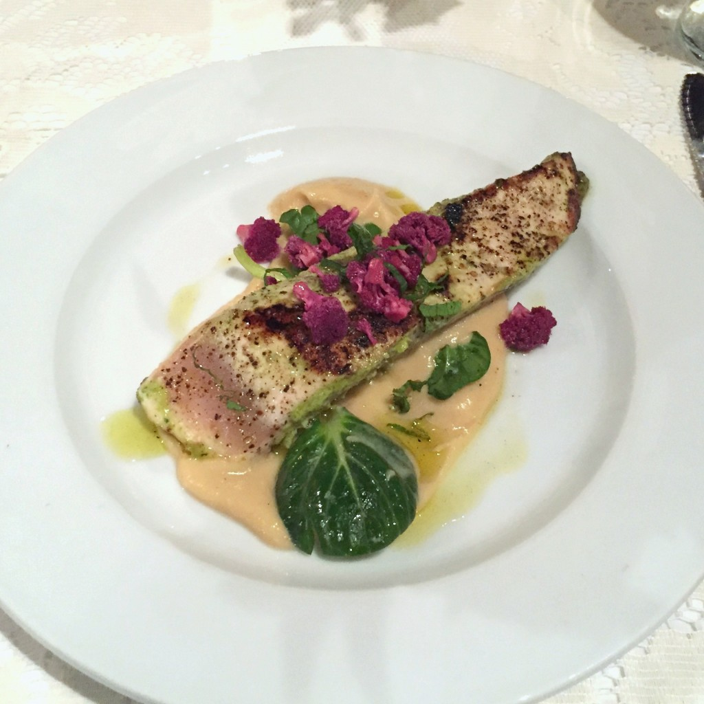Aces of Taste Dinner - Albacore